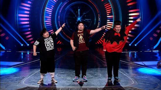 马兰峪王三胖照片_三胖舞蹈秀