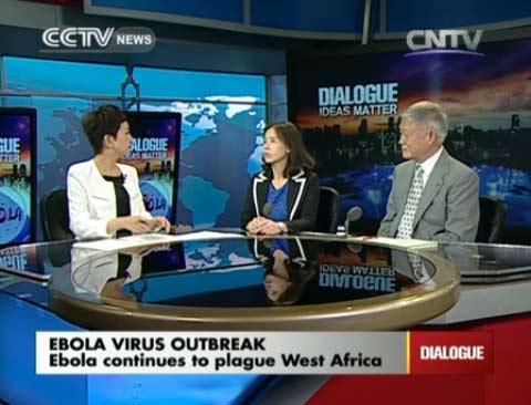 Dialogue 08/13/2014 Ebola virus outbreak