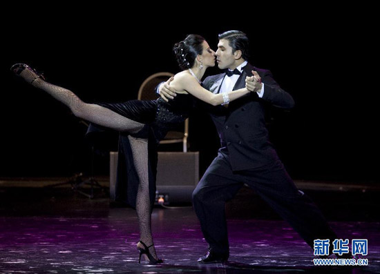 Argentinians say Tango World Championship is 'tame'