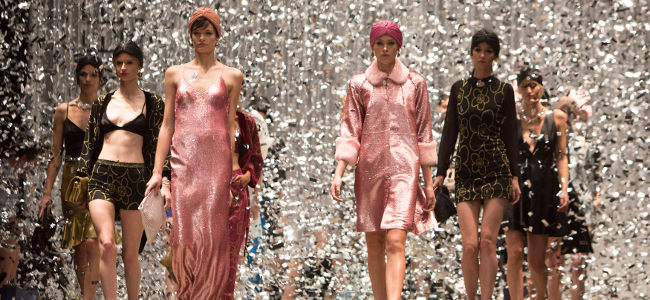 Buenos Aires Fashion Week is in full swing.