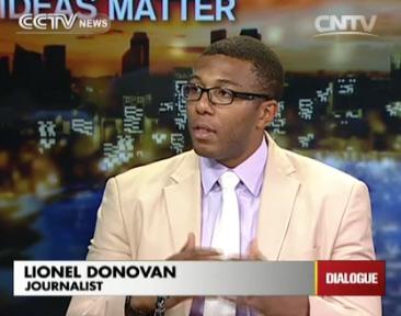 Lionel Donovan, journalist