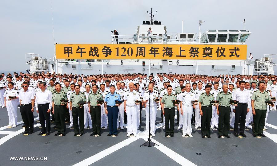 La peligrosa disputa entre China y Japón 2014082720474280808