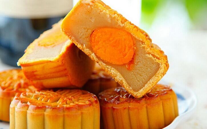 稻香村月饼礼盒八月十五花月圆月饼400g中含有金丝枣蓉,奶油椰蓉,玫瑰