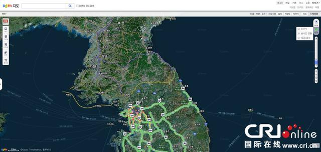 韩国门户网站开始提供朝鲜地图服务(图)(0/82)