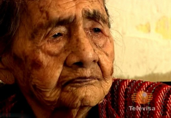 A Mexican woman named Leandra Becerra has celebrated what is believed to be her 127th birthday, making her the world's oldest living person.