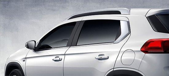 东风雪铁龙C3-XR量产车官图-雪铁龙C3 XR官图曝光 搭载1.6T 12月上市高清图片
