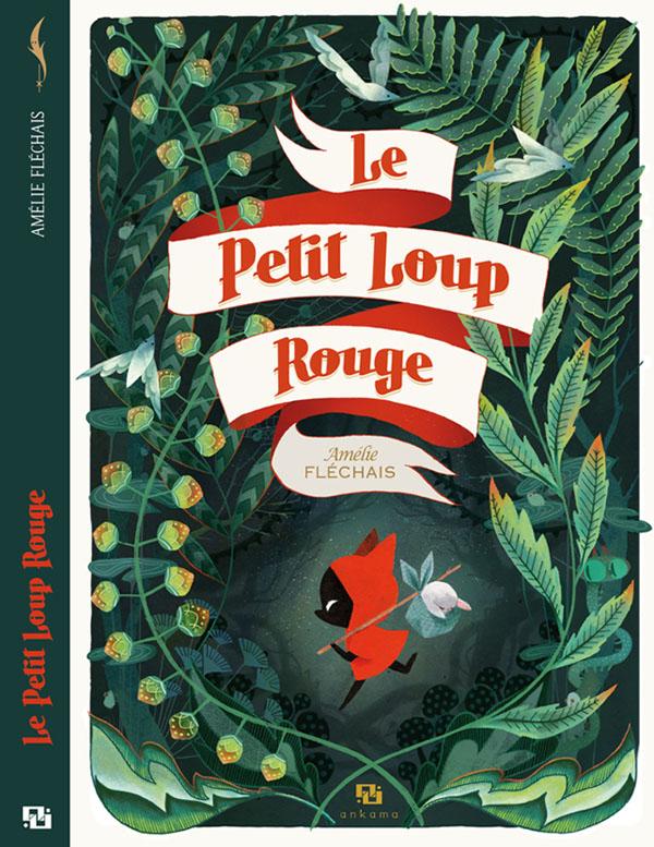 ... loup rouge 的 绘 本 改编 自 经典 的 小 红帽 虽然 全