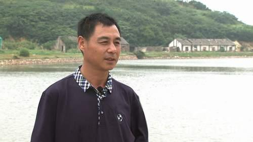 这里是浙江省的舟山市.舟山,是一个由1390多个岛屿组成的群岛城市.