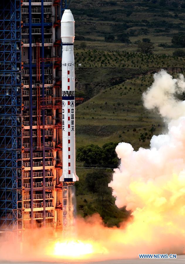 """В Китае произведен успешный запуск спутника дистанционного зондирования Земли """"Яогань-21"""""""
