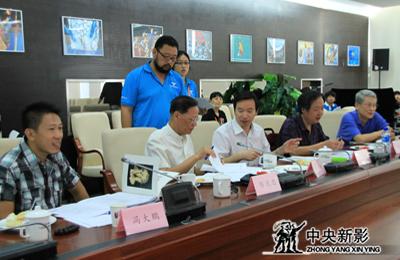 2010年8月,米兰国际体育电影节入选作品(北京站)评选工作在北京奥运城市发展促进会举行。