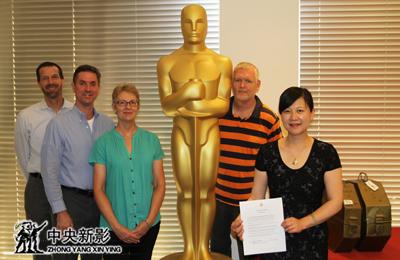 2014年7月,美国电影艺术与科学学院正式收藏第29届奥运会官方电影《永恒之火》。