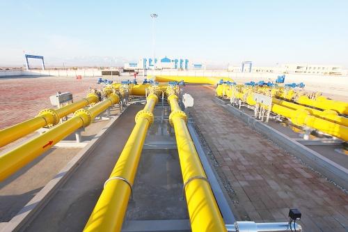 Четыре ветки газопровода обеспечат более 20 процентов необходимого Китаю газа