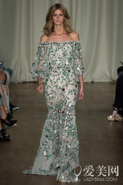 Burberry Fashion Show Spring Summer 2015 Live Marchesa s Spring