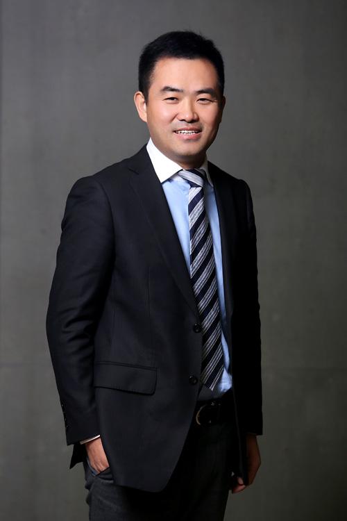 中国服装设计师协会副主席兼秘书长张庆辉