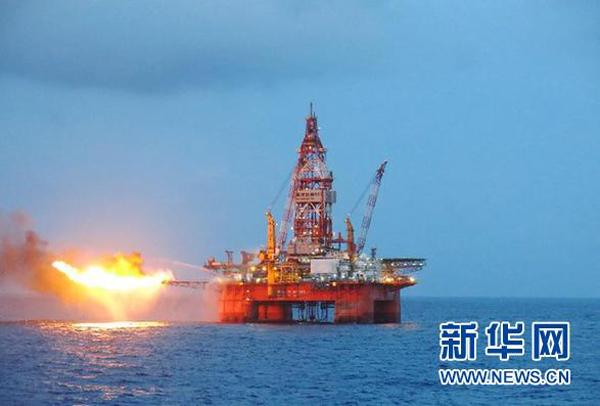 L'enjeu du contrôle des plateformes et ressources pétrolières dans la Mer de Chine méridionale