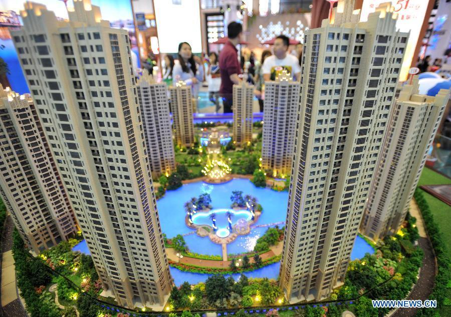 В большинстве крупных городов Китая отмечено падение цен на недвижимость