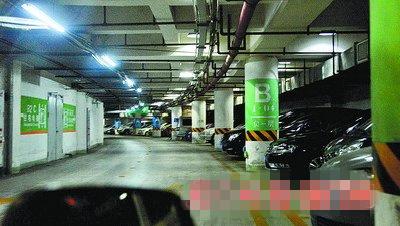 地下停车场管理混乱 暴力案频发物业习以为常