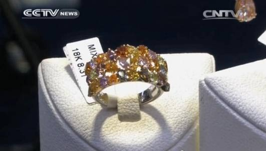 The Hong Kong Jewellery Gem Show Is Hosting More Than 3 600 Exhibitors This Week From