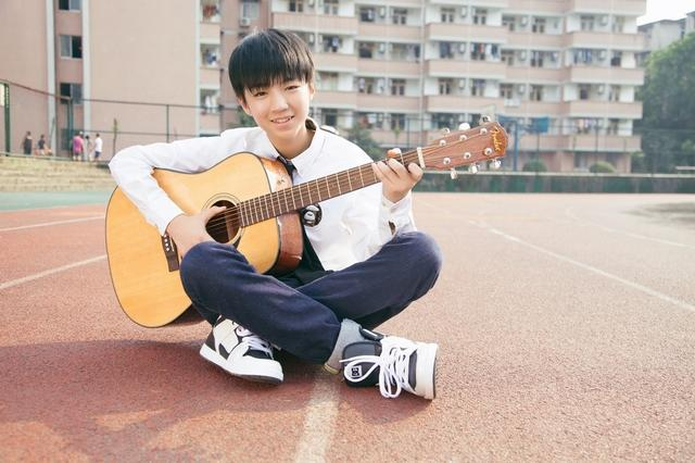 TFBOYS队长王俊凯生日献歌 致十五岁的自己