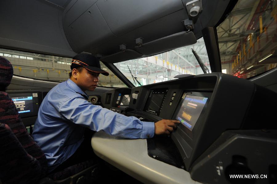 В провинции Гуйчжоу скоро будет сдана в эксплуатацию первая высокоскоростная железная дорога