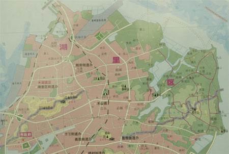 湖里区地图
