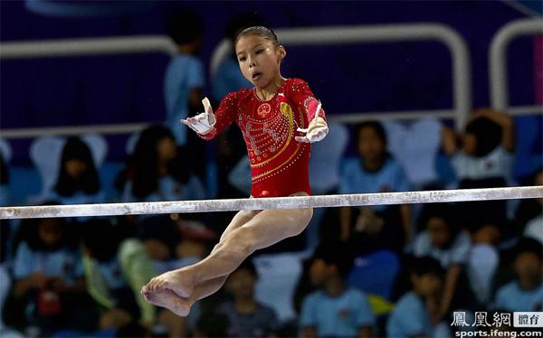 Jeux asiatiques : la Chine décroche l