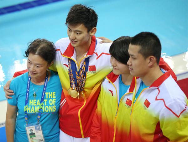 Ning Zetao remporte sa 4ème médaille d