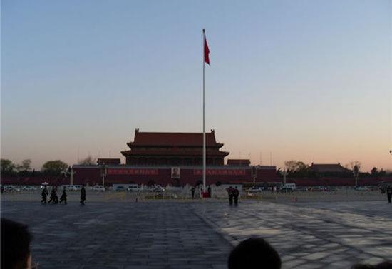 从晨曦到日暮 感受北京24小时