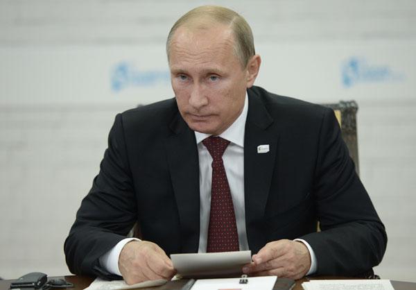 В. Путин рассчитывает, что конвенция о правовом статусе Каспия будет принята на следующем саммите прикаспийских