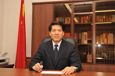 ЛИ ХУЭЙ (посол Китая в России)