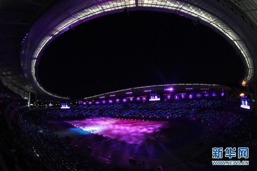В южнокорейском Инчхоне завершились 17-е Азиатские игры