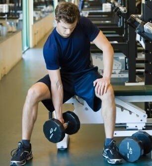 男士健身房怎么健身更加高效