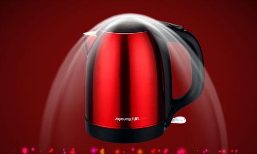 全方位呵护您的家 九阳jyk-18c18电热水壶