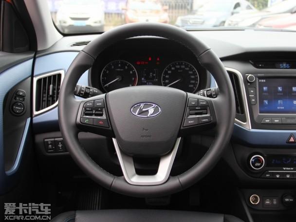 现代ix25小型suv_小型SUV火拼 别克昂科拉对比现代ix25_汽车_央视网(cctv.com)