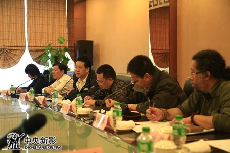 《新三峡》总导演、总制片人杨书华介绍影片的主旨创意和分集定位