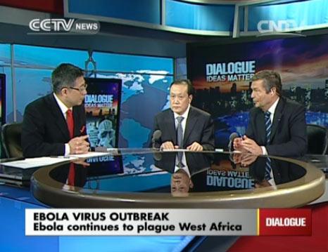 Dialogue 10/21/2014 Ebola virus outbreak