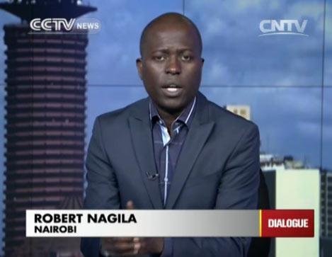 Robert Nagila, Nairobi