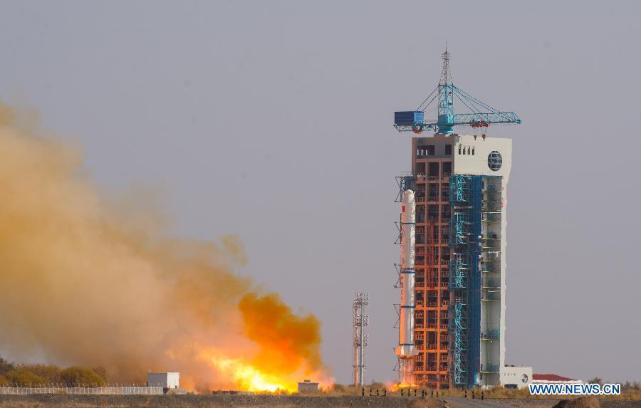 """В Китае состоялся запуск исследовательского спутника """"Шицзянь-11-08"""""""