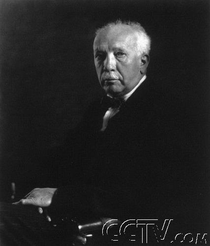 German composer Richard Strauss