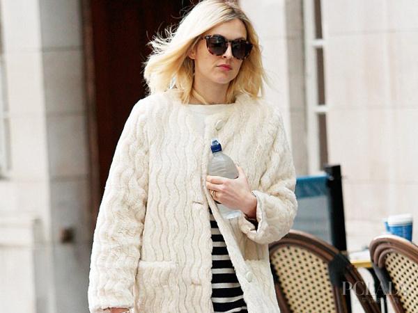 菲妮·科顿告诉你秋冬怎么穿
