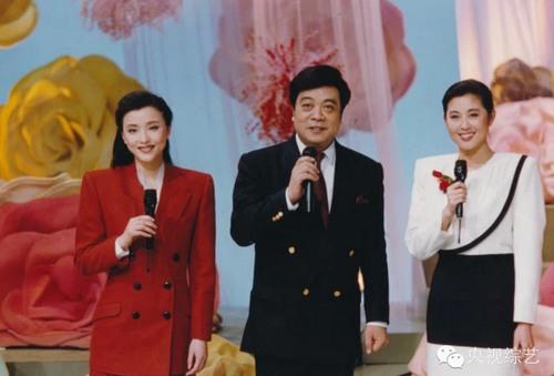 1992年:赵忠祥、杨澜、倪萍