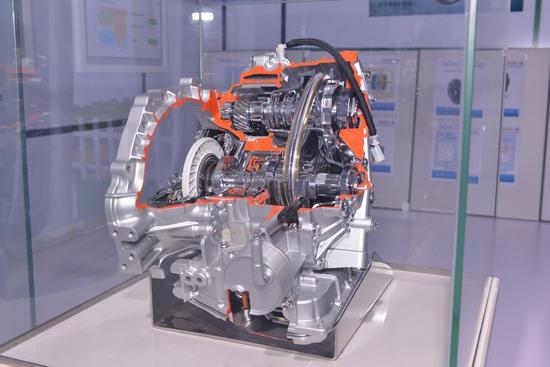 丰田电子柴油泵电路图