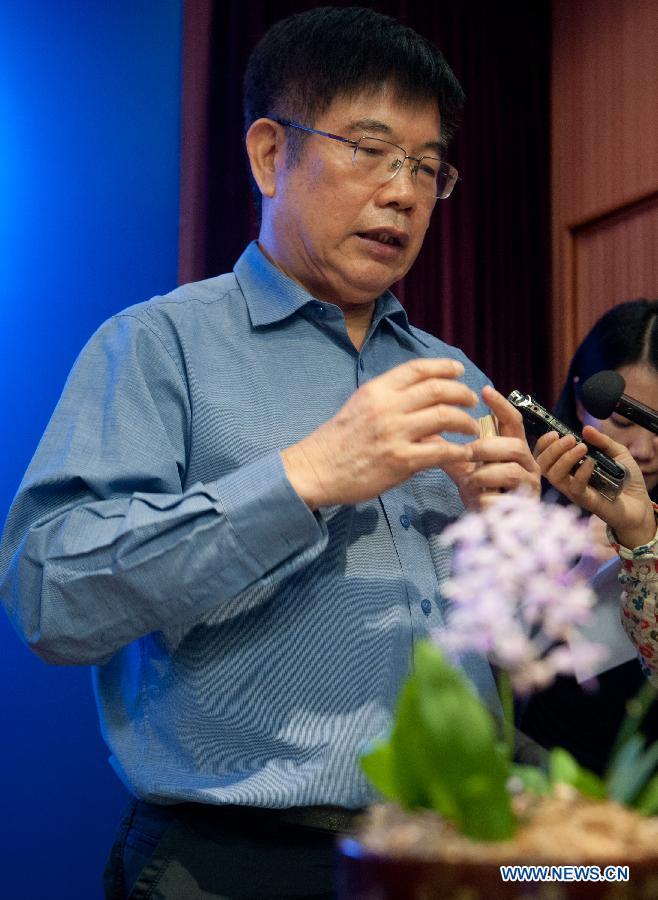Китайские ученые впервые в мире определили последовательность генов орхидеи