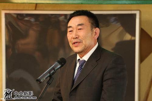 中央电视台副台长、中央新影集团董事长兼总裁高峰讲话