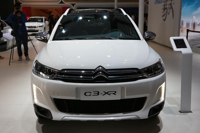 东风雪铁龙C3-XR-12月将上市新车抢先看 全新凯美瑞领衔高清图片