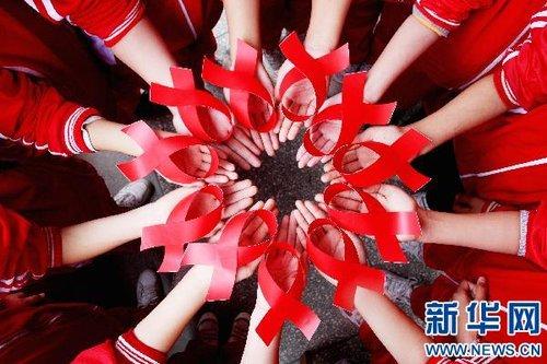 Архив: студенты узнают о СПИДе из профилактических занятий