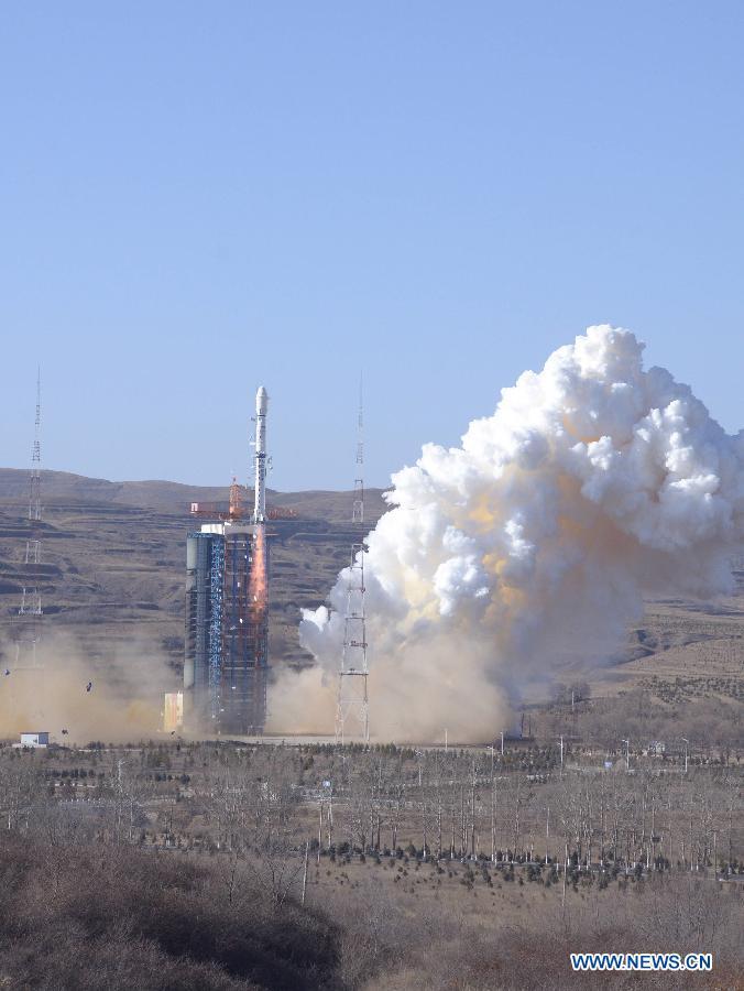 Китай и Бразилия успешно запустили совместно разработанный спутник