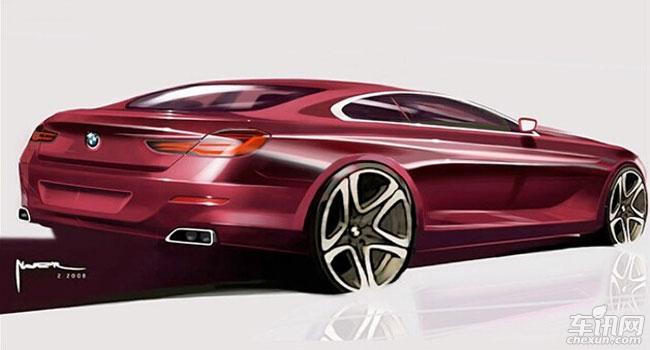 宝马6系最新设计图曝光 预计将2017年发布_汽车_央视