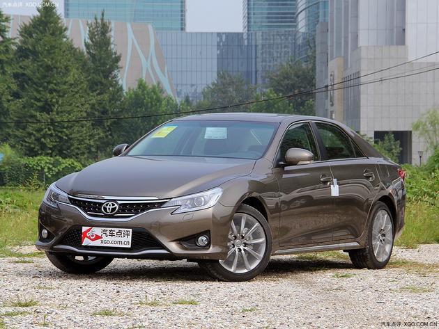 现车促销 购一汽丰田锐志优惠2.08万元高清图片