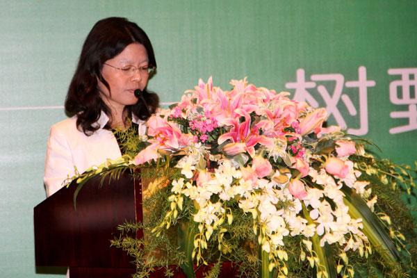 中国标准化研究院国家标准馆馆长、研究员 汪